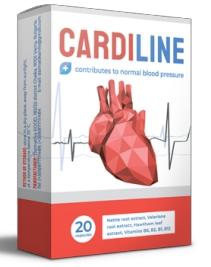 CardiLine capsules