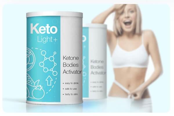 keto light plus, Perte de poids, boisson