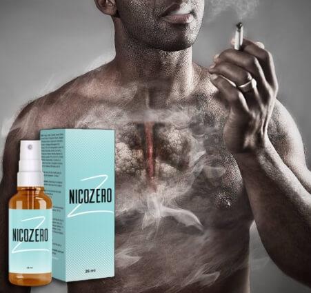 nicozero spray, fumer, arrêter de fumer, cigarette