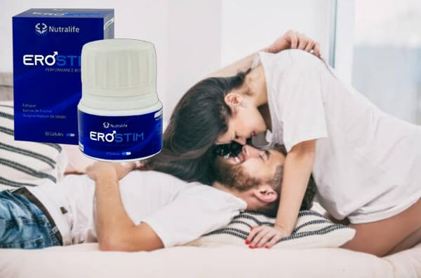 erostim capsules libido sexe érection