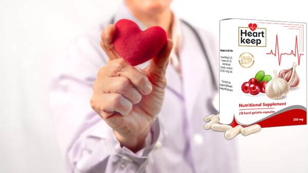 HeartKeep capsules avis revue