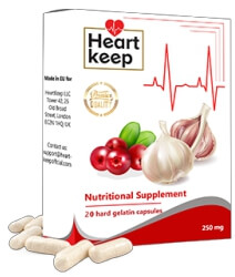 HeartKeep capsules Maroc