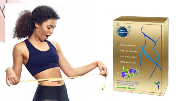 mega body slim capsules perte de poids avis