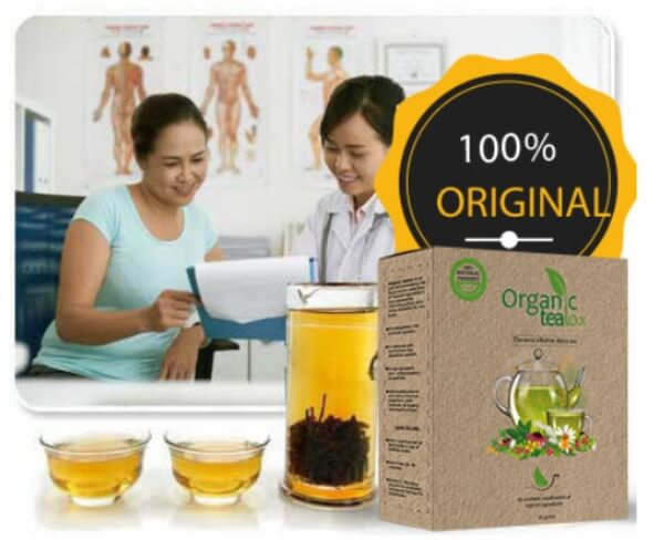 organic teatox prix