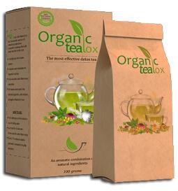 Organic TeaTox Maroc