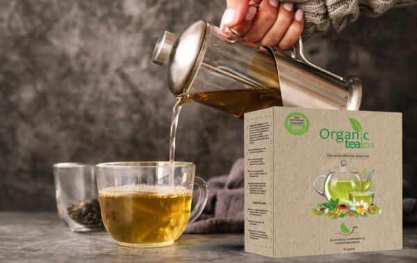 désintoxication du thé