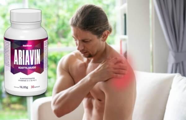 capsulas douleur articulaire